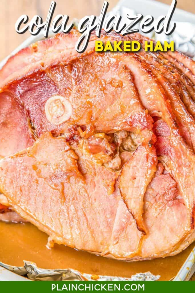 baked spiral ham
