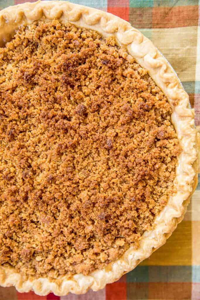 ritz cracker apple pie