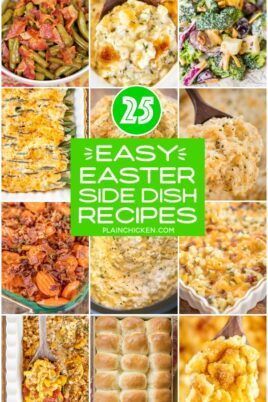 easter side dish recipes