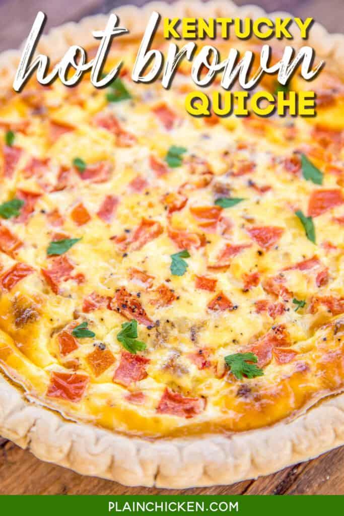 whole quiche