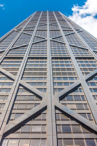 John Hancock Building in Chicago