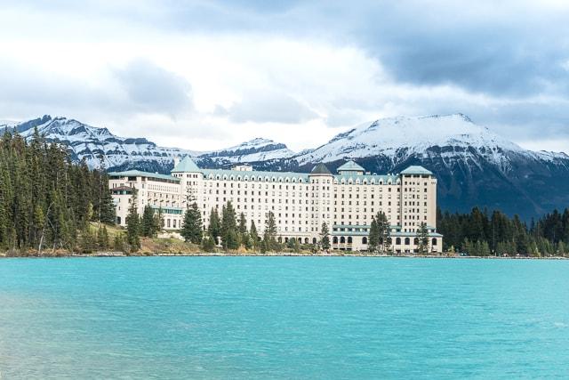 Fairmont Lake Louise - Alberta, Canada