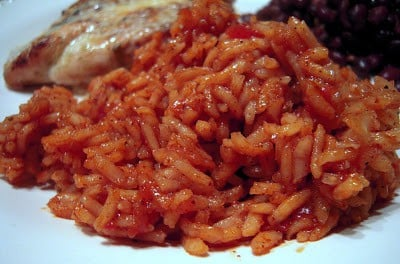 RO*TEL Mexican Rice