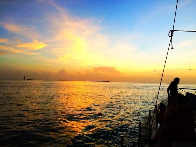 Danger Charters - Key West, FL - Wine & Wind Sunset Sail