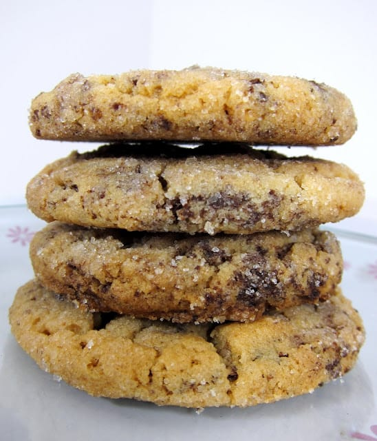 Peanut Butter Brookies Recipe - peanut butter cookies with brownies mixed in the cookies - peanut butter cookies and brownies in one delicious cookie!