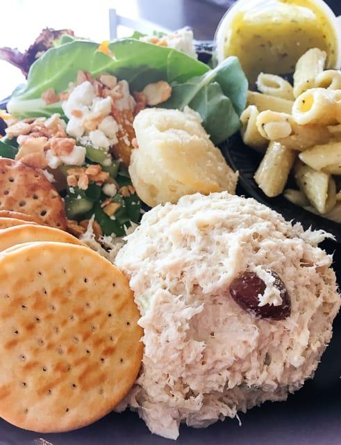 Ashley Mac's famous chicken salad - Birmingham, AL