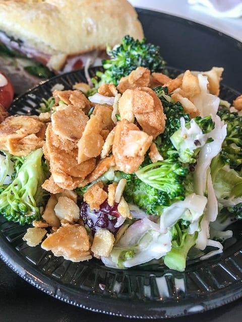 Broccoli Slaw at Ashley Mac's in Birmingham, AL
