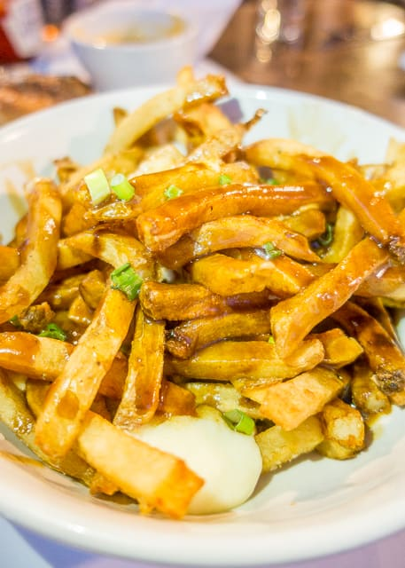 Hot Mess aka Poutine at Barley Republic - Where to Eat in St. Augustine, Florida - we found several hidden gems in St. Augustine that you MUST try on your next trip. Pizza, Burgers, Sandwiches, Craft Cocktails, and CRAZY milkshakes! Something for everyone!!