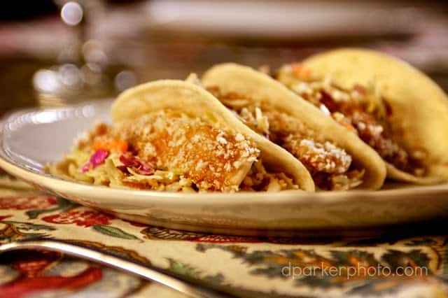 Asian Fish Tacos made easy with Kraft Recipe Makers - with video