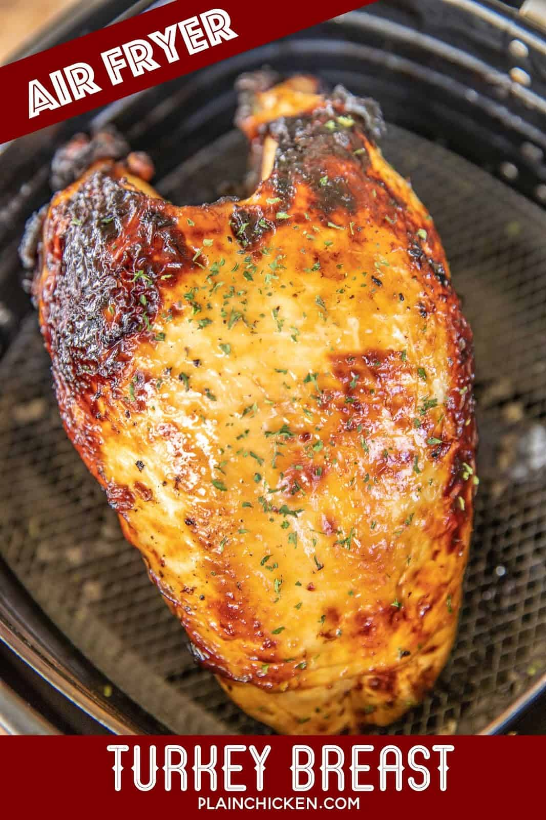 turkey breast in air fryer