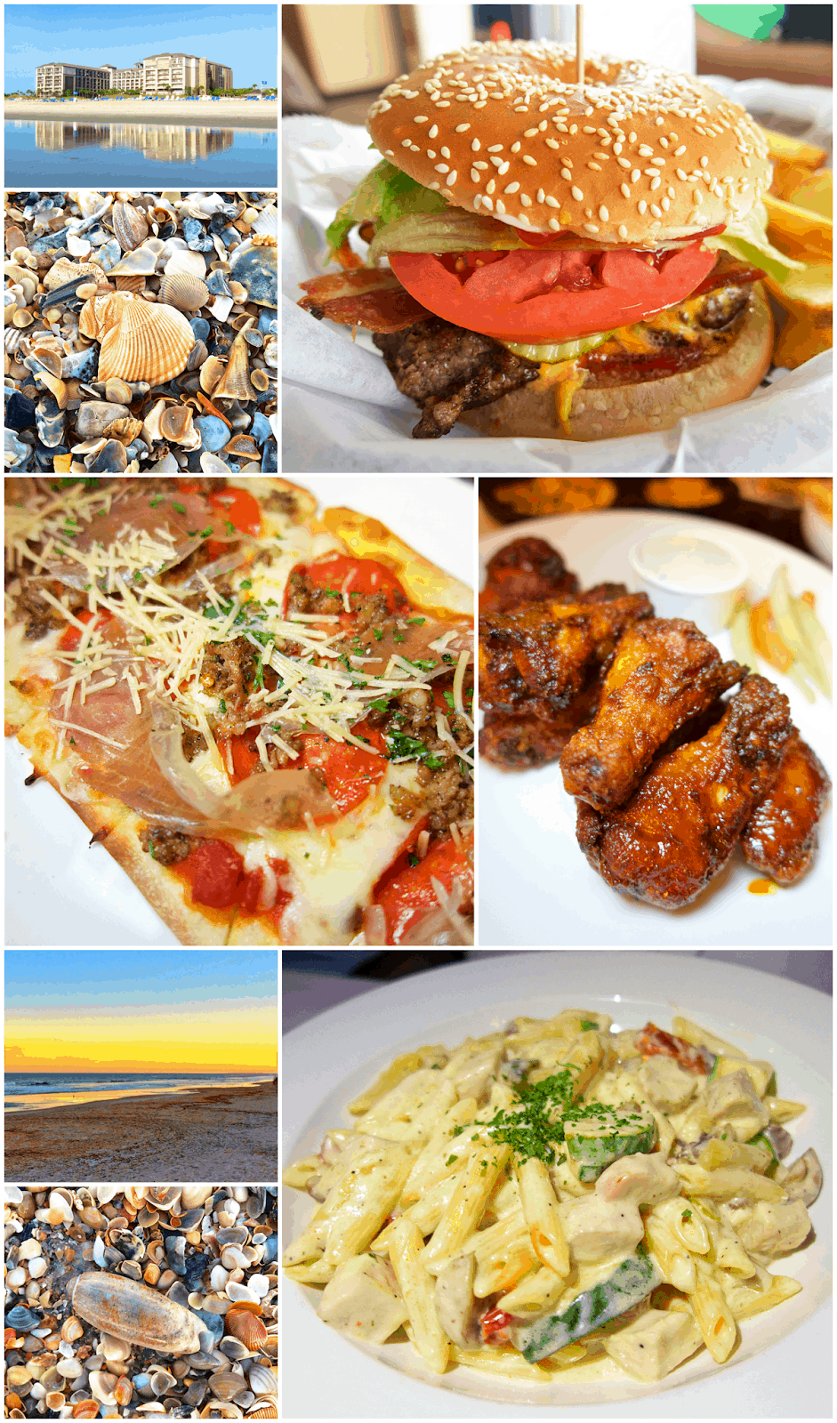 Amelia Island, Florida - Where to Stay, What to Do and Where to Eat! Golf, Spa, the Beach - Burgers, great Italian food and THE BEST wings EVER!