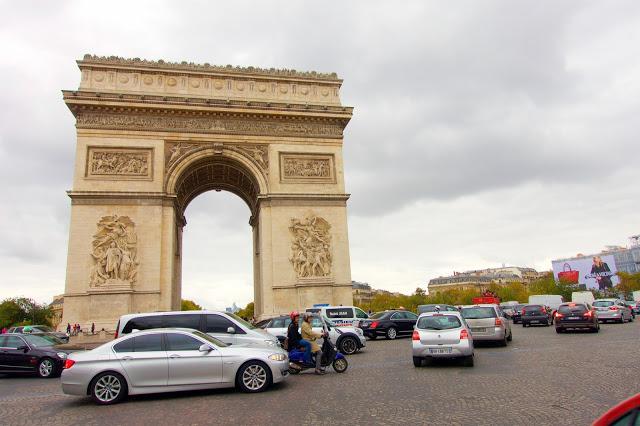 Arc de Triumph - Paris, France