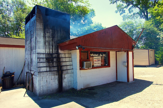 Archibald's BBQ in Northport, Alabama
