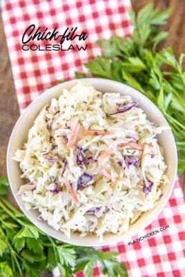 chick-fil-a coleslaw