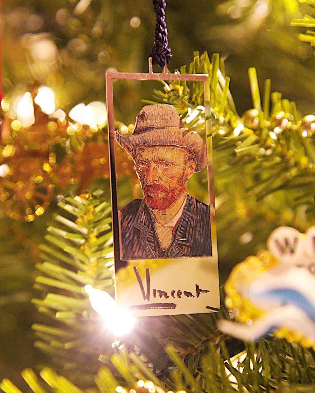 Van Gogh Museum Bookmark