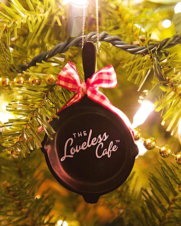 The Loveless Cafe Ornament