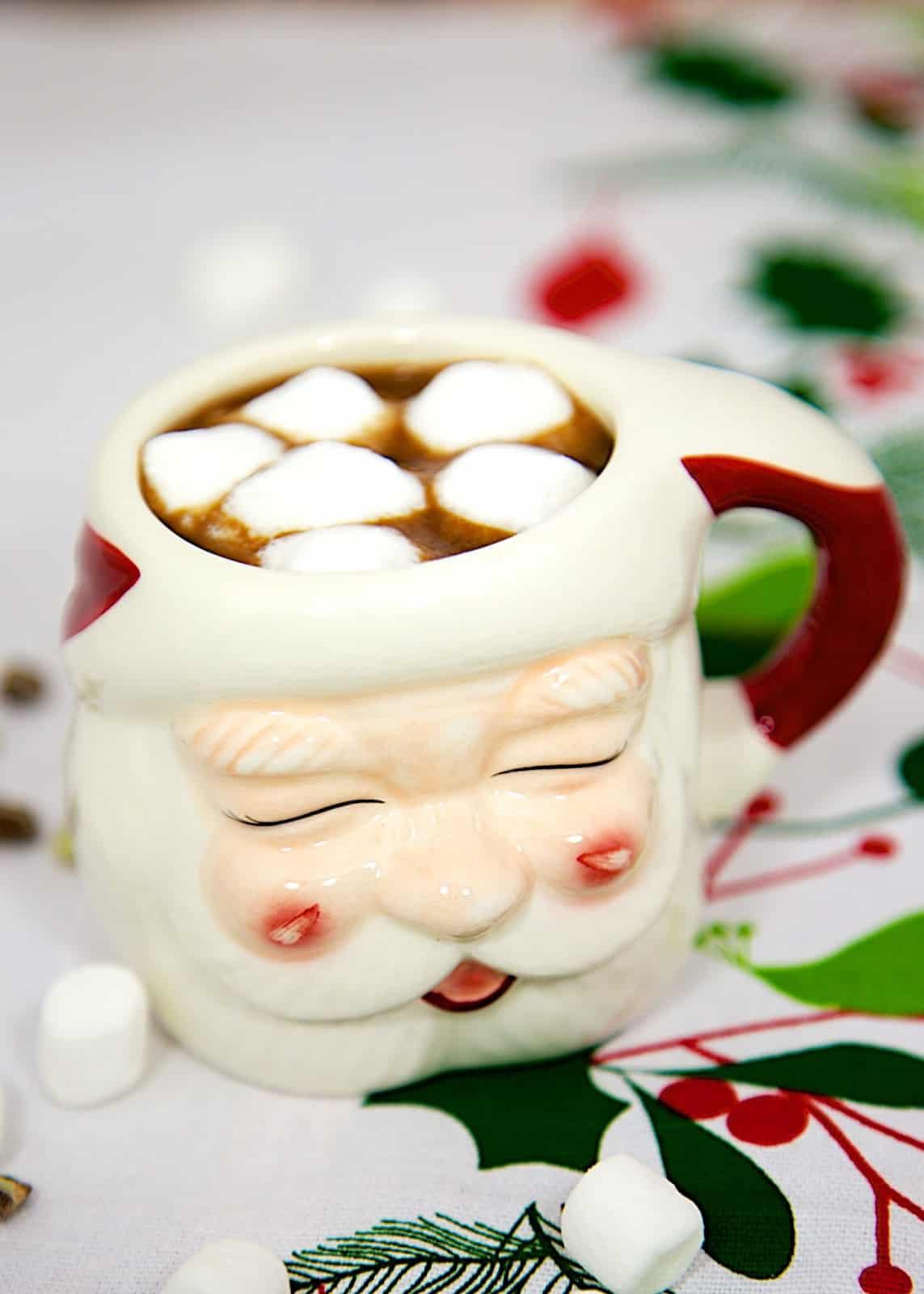 Rumchata Hot Chocolate - Hotchata