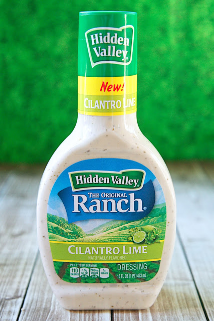 New Hidden Valley Ranch Cilantro Ranch dressing