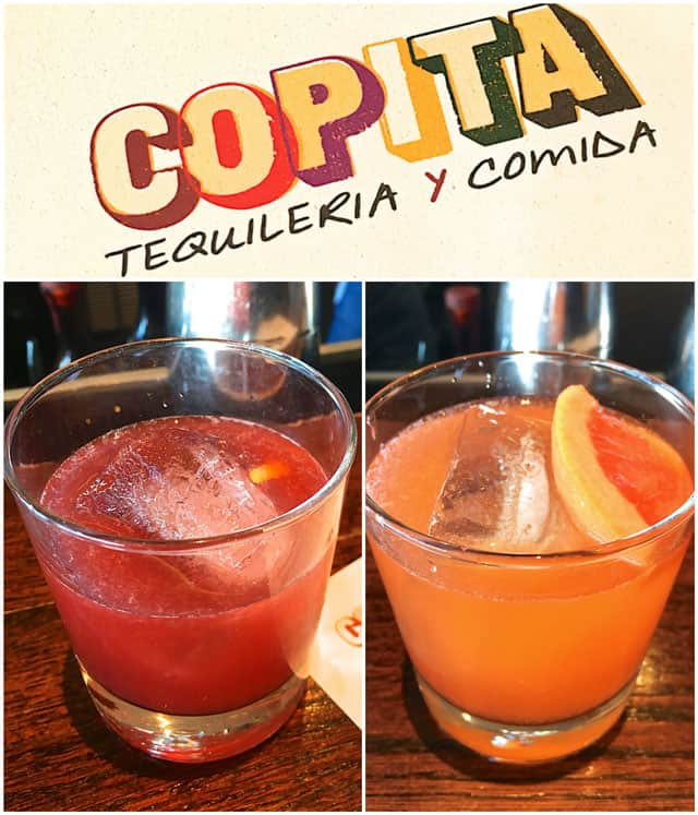 Copia in Sausalito, CA - take the ferry over from Pier 39 and enjoy incredible Mexican food and tequila cocktails