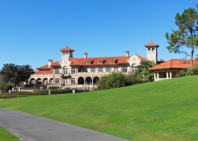 The Clubhouse at TPC Sawgrass in Ponte Vedra, FL
