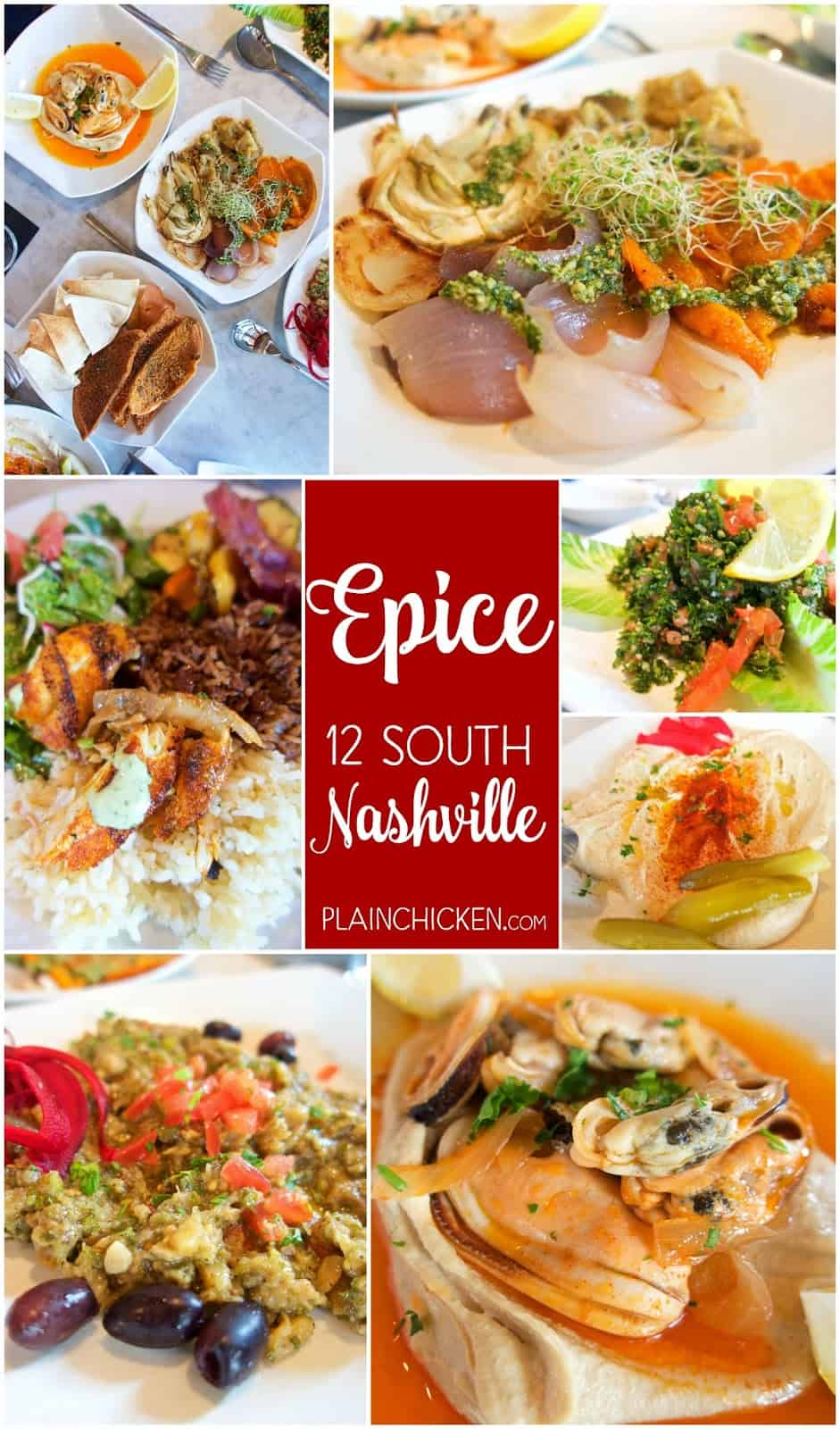 Epice in the 12 South neighborhood in Nashville - pice is a neighborhood bistro serving simple and authentic Lebanese foods that are reflective of Lebanon's flavorful Mediterranean cuisine.