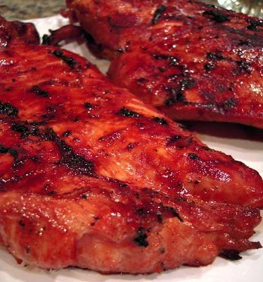Grilled 7UP Chicken