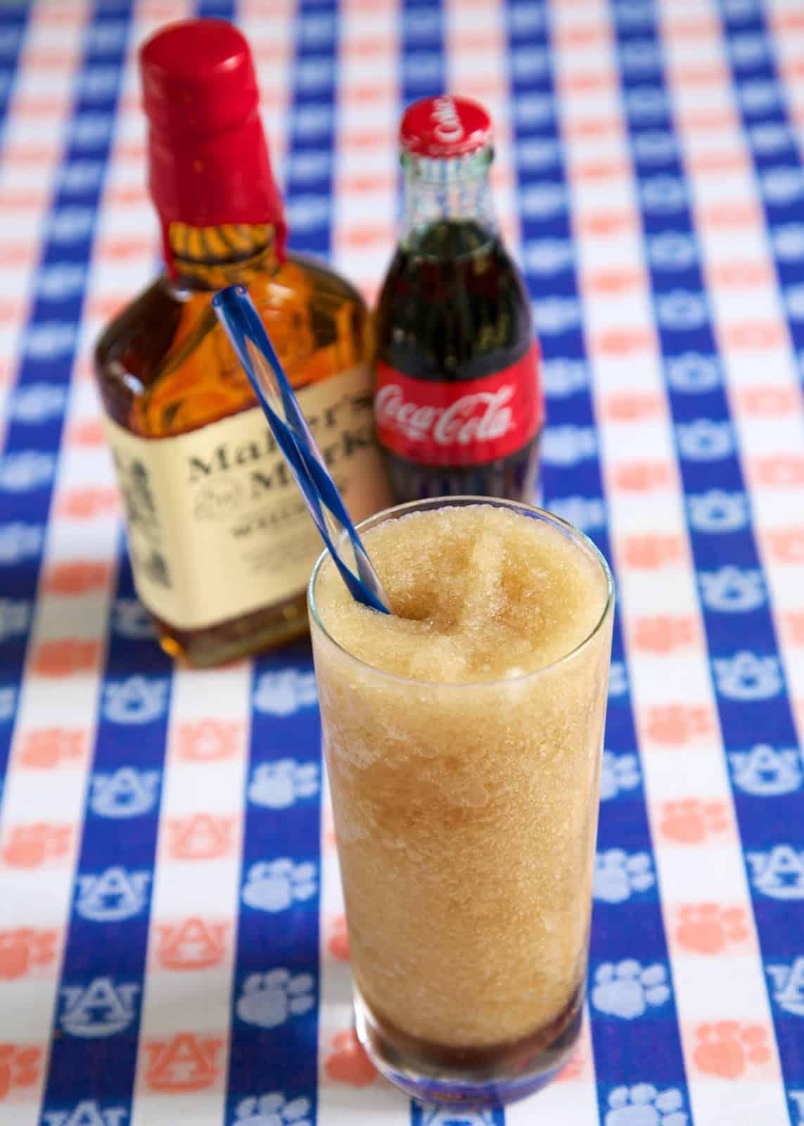 Frozen Bourbon & Coke