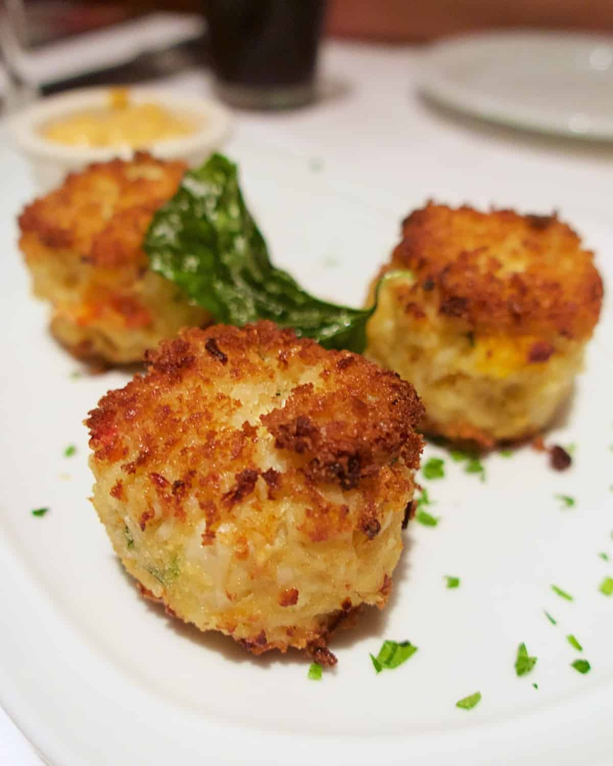Gallagher's Las Vegas - Maryland Crab Cakes