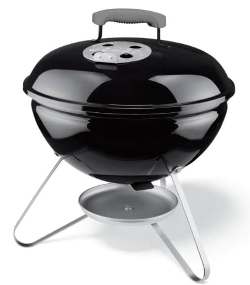 Weber Smokey Joe Charcoal Grill - perfect for tailgating!
