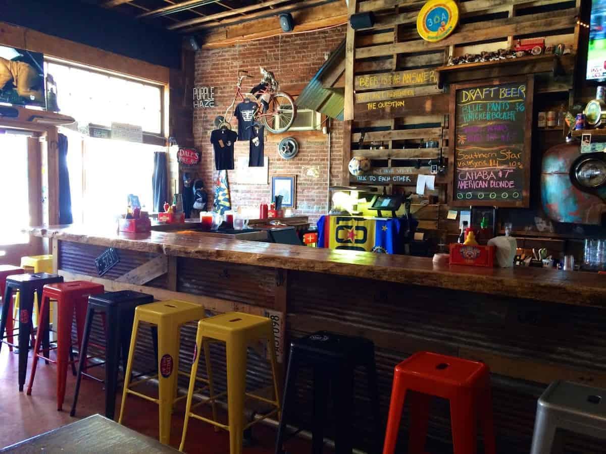 Jack Brown's Burger & Beer Joint {Birmingham, AL}