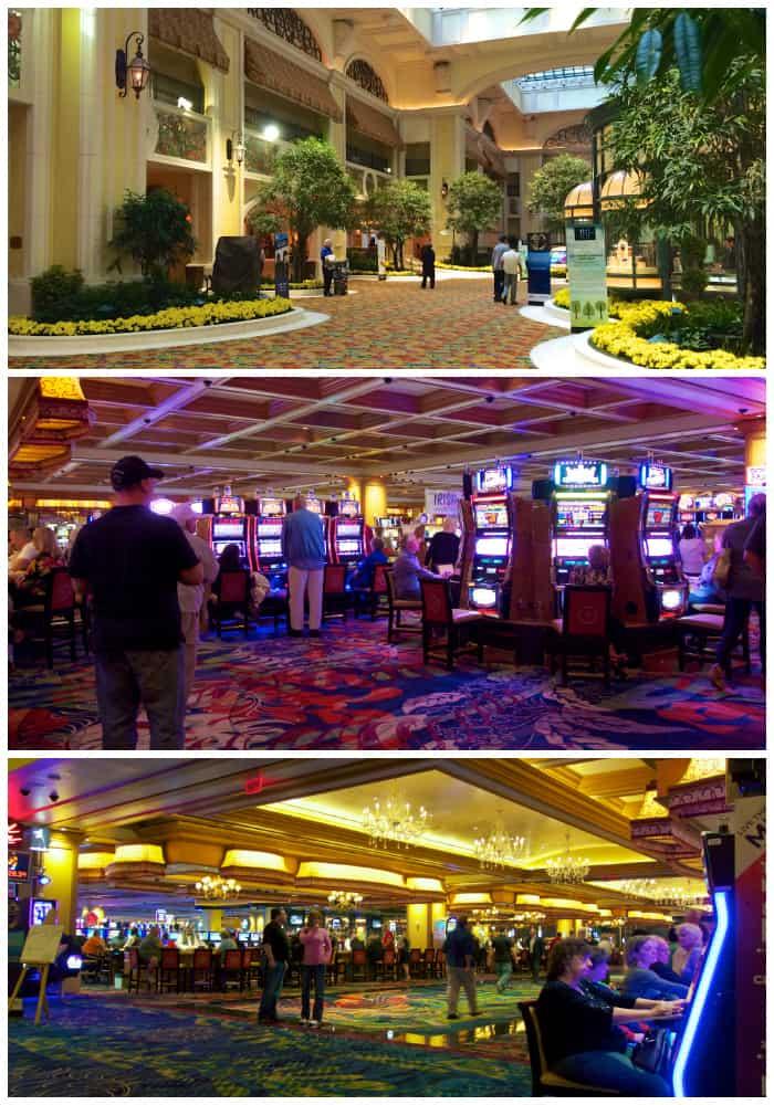 Beau Rivage Resort & Casino Biloxi Mississippi Usa