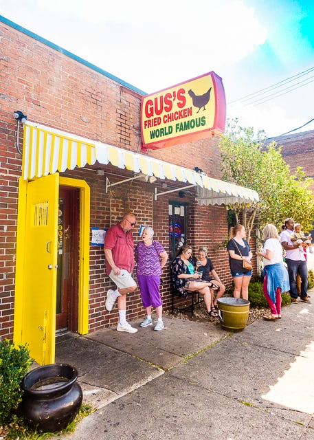 Gus' Fried Chicken - Memphis TN