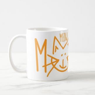 Meow Monday Coffee Mug