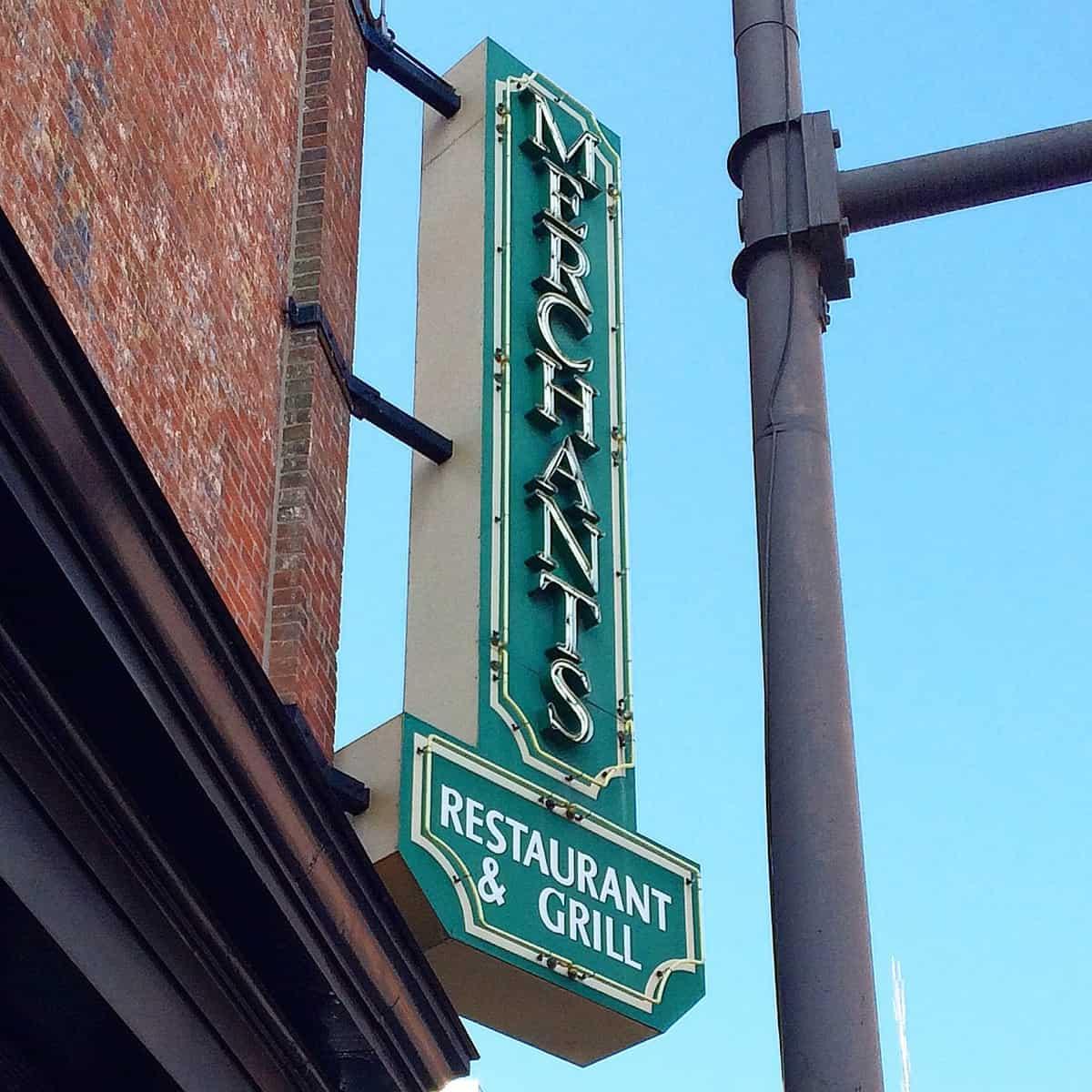 Merchants Restaurant Nashville