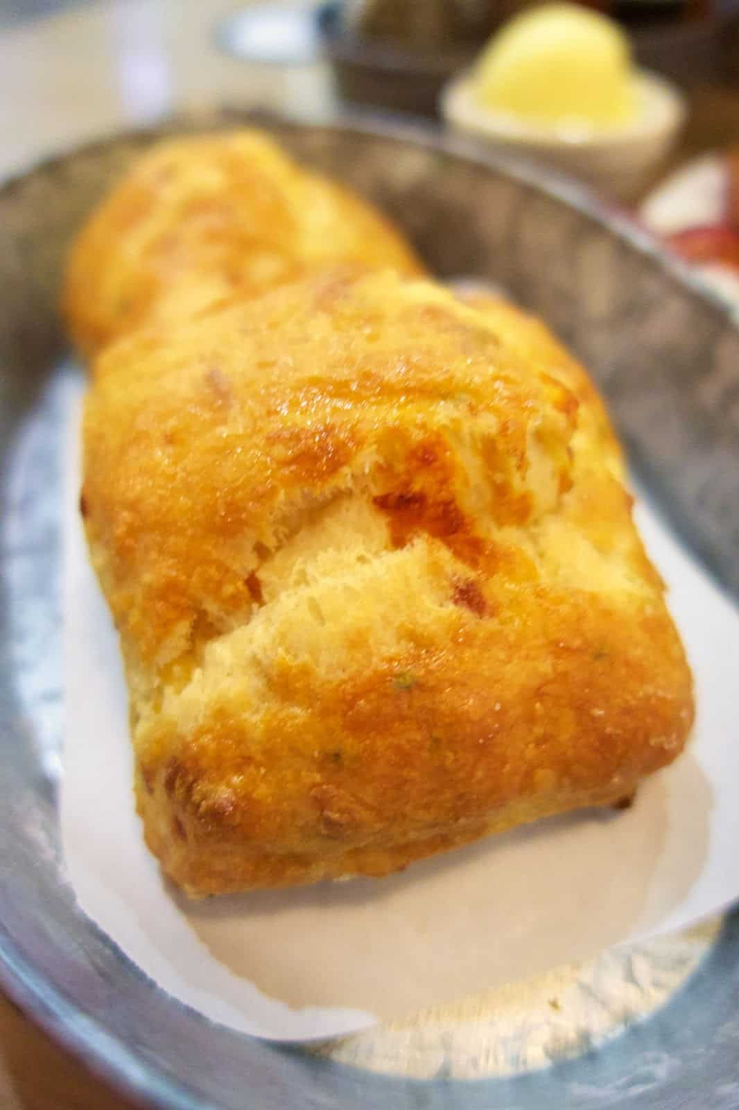 Pantry - Cheddar Chive Biscuits