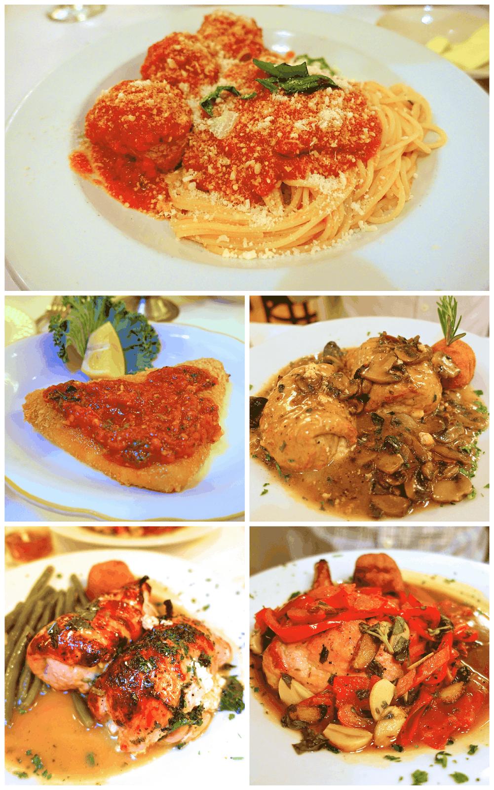 Patsy's Italian Restaurant - NYC