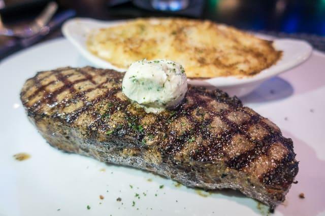 Steak at Nona Blue - Ponte Vedra, FL