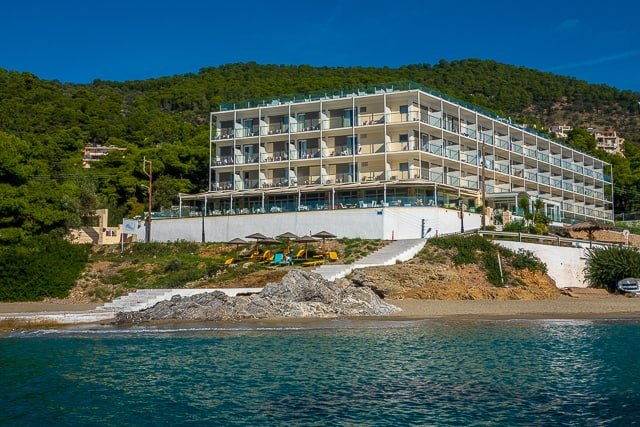New Ageli Resort and Hotel Poros Greece