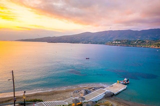Sunrise New Ageli Resort and Hotel Poros Greece