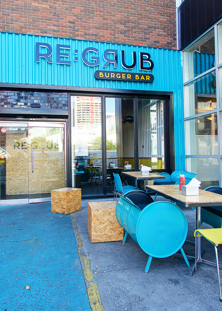 RE:GRUB Burger Bar - Calgary, AB Canada