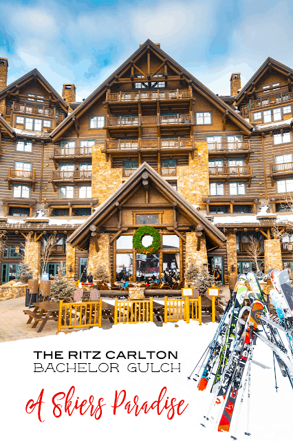 Ritz Carlton Bachelor Gulch {Beaver Creek, CO} - a skiers paradise. This hotel is AMAZING! We never wanted to leave.