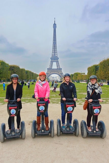 Segway Tour in Paris - the best way to see the city!