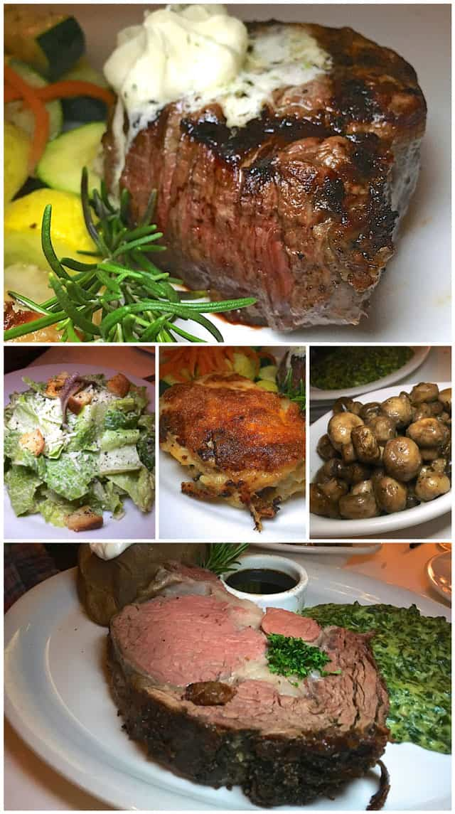 Harris' The San Francisco Steakhouse - iconic steakhouse that lives up the the hype! We loved everything we ate!