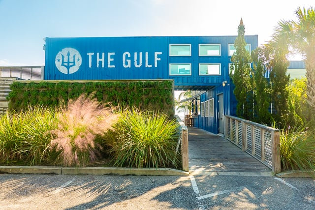 The Gulf in Gulf Shores/Orange Beach, AL