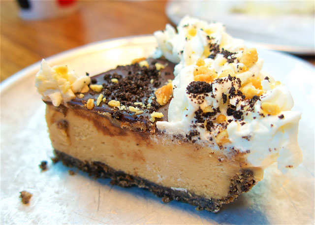 Peanut Butter Pie at Tilt in Portland, OR