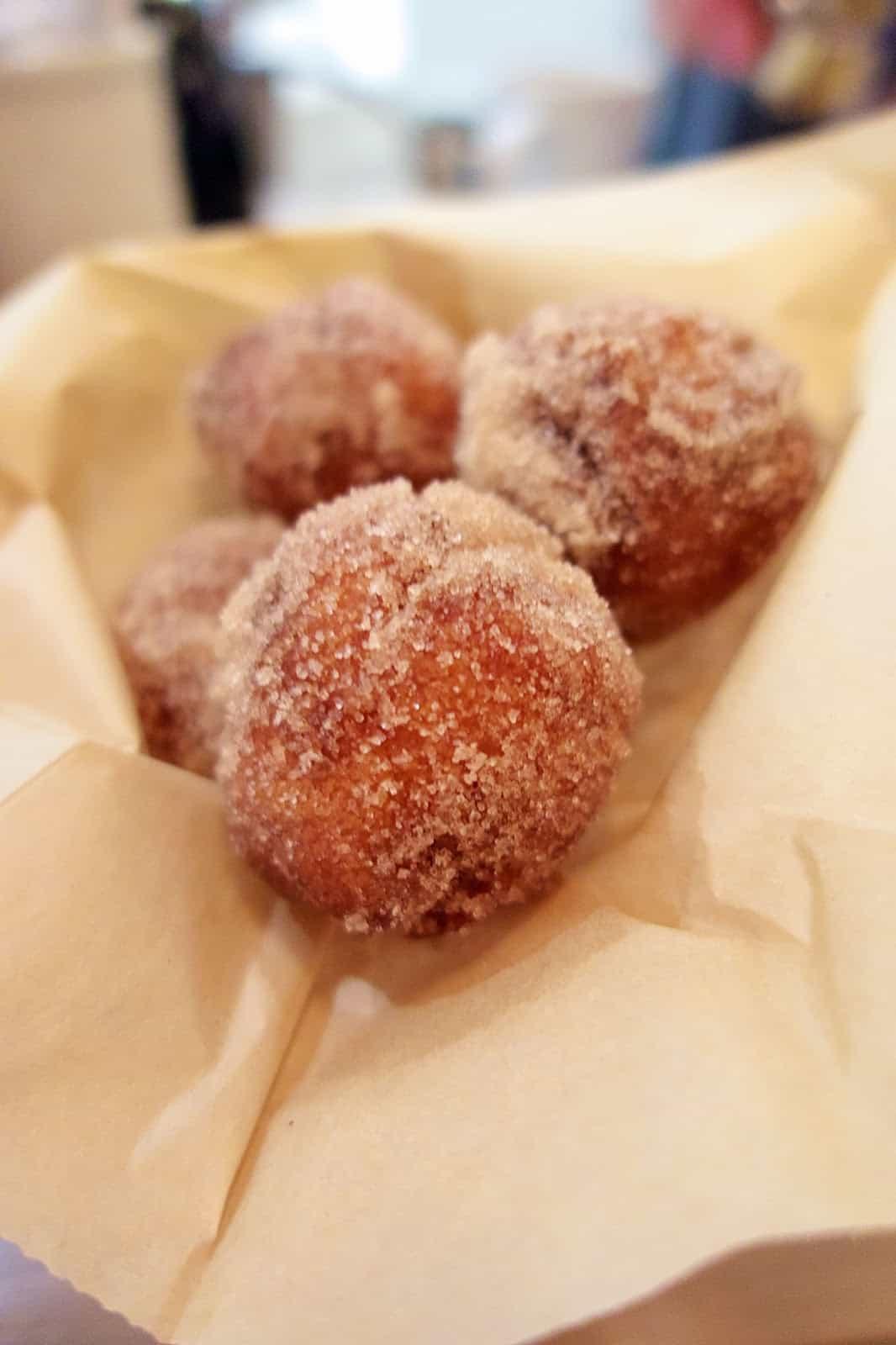 Pantry - Cinnamon Sugar Doughnut Bites