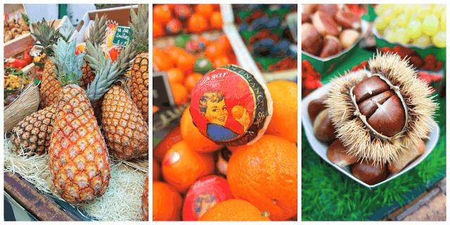 Market tour in Paris