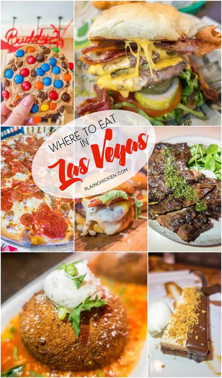 Where to Eat in Las Vegas - great places to eat on The Strip. SO much good food. I had the best meal of my life on this trip! Must go back ASAP!
