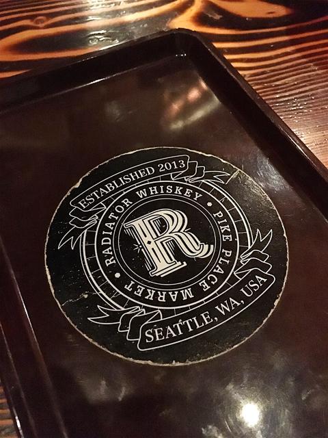 Radiator Whiskey in Pike Place Market - Seattle, WA