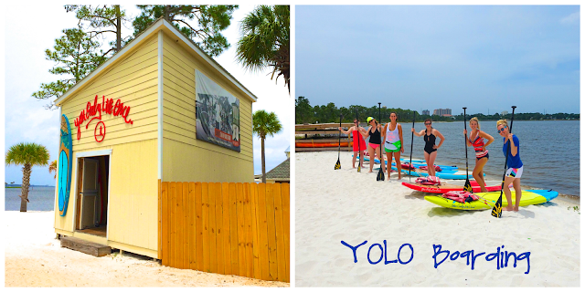 YOLO Board Adventures - Sandestin Golf & Beach Resort